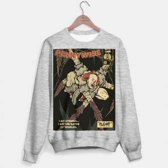 Thumbnail image of Pennywise Comics #2 Sweater regular, Live Heroes