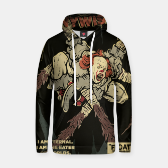 Thumbnail image of Pennywise Comics #2 Hoodie, Live Heroes