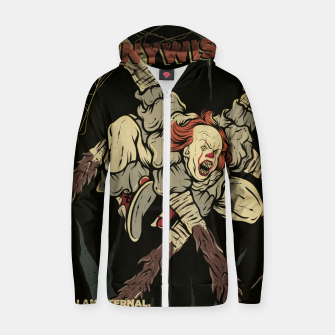 Thumbnail image of Pennywise Comics #2 Zip up hoodie, Live Heroes