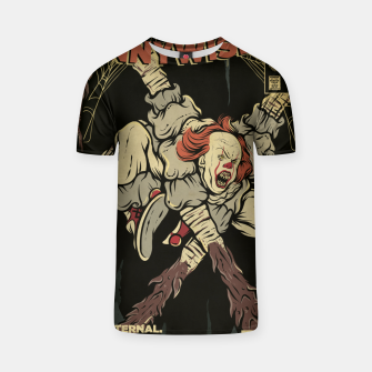Thumbnail image of Pennywise Comics #2 T-shirt, Live Heroes