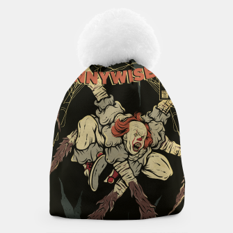 Thumbnail image of Pennywise Comics #2 Beanie, Live Heroes
