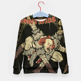 Thumbnail image of Pennywise Comics #2 Kid's sweater, Live Heroes