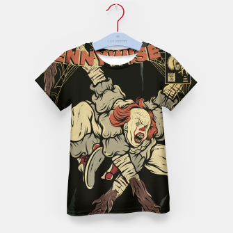 Miniaturka Pennywise Comics #2 Kid's t-shirt, Live Heroes