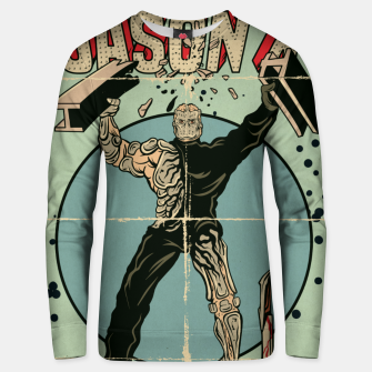 Thumbnail image of The Invincible x Unisex sweater, Live Heroes