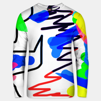 Thumbnail image of Abstraction Bluza unisex, Live Heroes