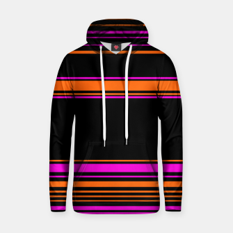 Imagen en miniatura de Halloween with style - elegant stripes in holiday colors Hoodie, Live Heroes