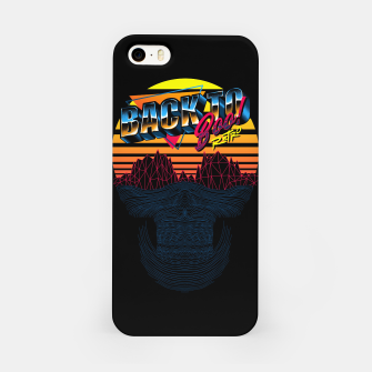 Miniatur Back to Boo! iPhone Case, Live Heroes
