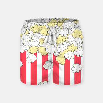 Thumbnail image of Buttered Popcorn Swim Shorts, Live Heroes