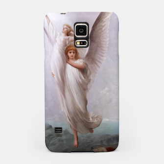 Miniaturka The Human Soul by Luis Ricardo Falero Old Masters Classical Art Reproduction Samsung Case, Live Heroes