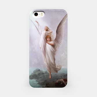 The Human Soul by Luis Ricardo Falero Old Masters Classical Art Reproduction iPhone Case thumbnail image