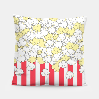 Thumbnail image of Buttered Popcorn Pillow, Live Heroes