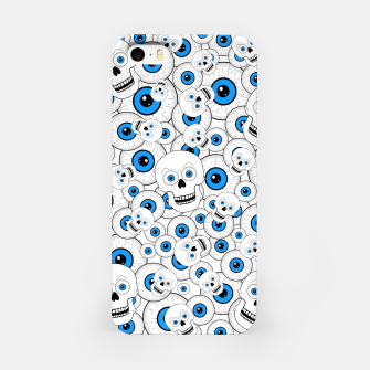 Miniaturka Skull Eye Balls iPhone Case, Live Heroes