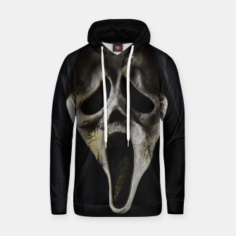 Thumbnail image of Scared Face Hoodie, Live Heroes