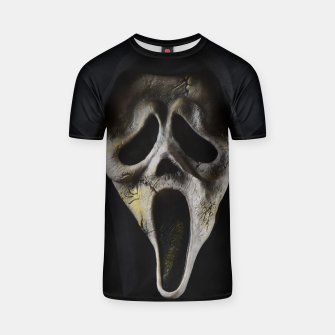 Thumbnail image of Scared Face T-shirt, Live Heroes