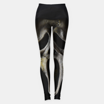 Thumbnail image of Scared Face Leggings, Live Heroes