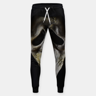 Thumbnail image of Scared Face Sweatpants, Live Heroes
