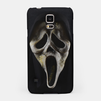 Thumbnail image of Scared Face Samsung Case, Live Heroes