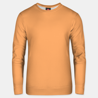 Thumbnail image of color sandy brown Unisex sweater, Live Heroes