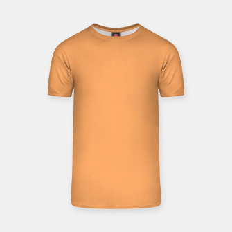 Thumbnail image of color sandy brown T-shirt, Live Heroes
