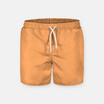 Thumbnail image of color sandy brown Swim Shorts, Live Heroes