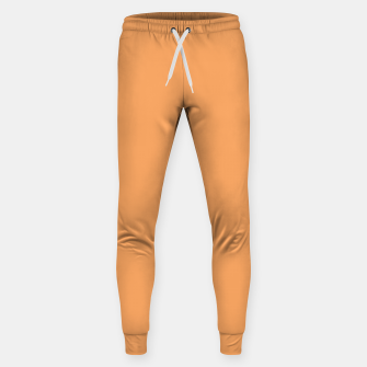 Thumbnail image of color sandy brown Sweatpants, Live Heroes