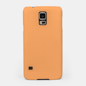 Thumbnail image of color sandy brown Samsung Case, Live Heroes