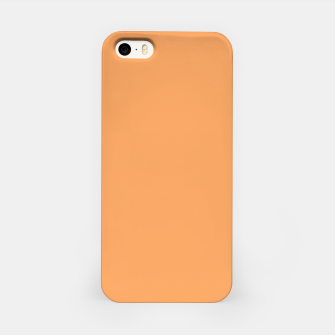 Thumbnail image of color sandy brown iPhone Case, Live Heroes