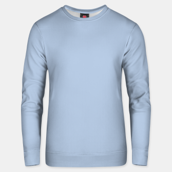 Thumbnail image of color light steel blue Unisex sweater, Live Heroes