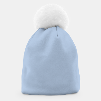 Thumbnail image of color light steel blue Beanie, Live Heroes