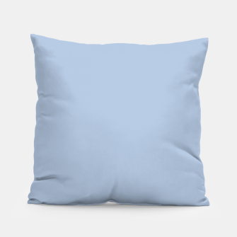 Thumbnail image of color light steel blue Pillow, Live Heroes