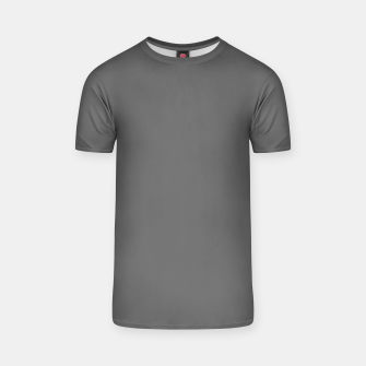 Thumbnail image of color dim grey T-shirt, Live Heroes
