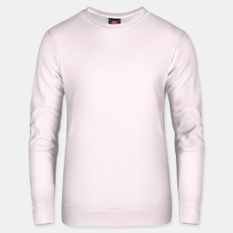 Thumbnail image of color lavender blush Unisex sweater, Live Heroes