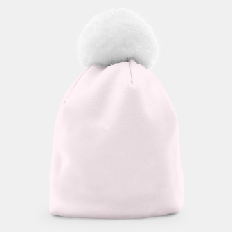 Thumbnail image of color lavender blush Beanie, Live Heroes