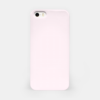 Thumbnail image of color lavender blush iPhone Case, Live Heroes
