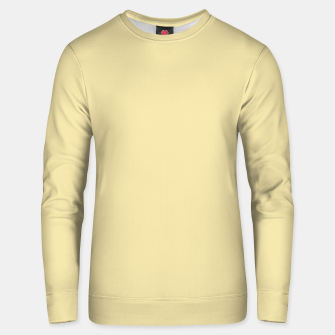 Thumbnail image of color vanilla Unisex sweater, Live Heroes