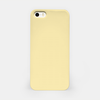 Thumbnail image of color vanilla iPhone Case, Live Heroes
