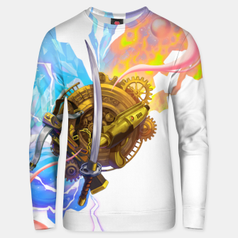 Thumbnail image of Chrono Trigger Unisex sweater, Live Heroes