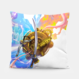 Thumbnail image of Chrono Trigger Pillow, Live Heroes