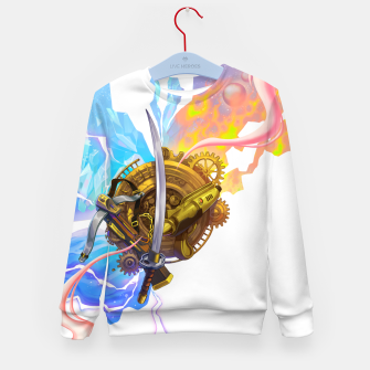 Thumbnail image of Chrono Trigger Kid's sweater, Live Heroes