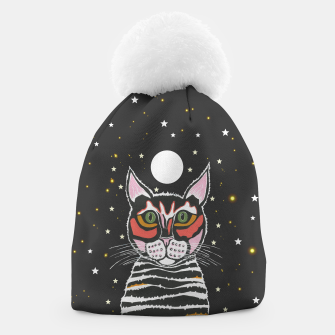 Thumbnail image of Moon Cat Beanie, Live Heroes