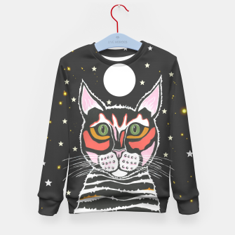 Thumbnail image of Moon Cat Kid's sweater, Live Heroes