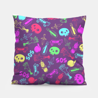 Cool Stuff Color Pillow Bild der Miniatur