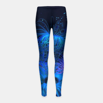 Thumbnail image of Photo d'aquarium Leggings de fille, Live Heroes