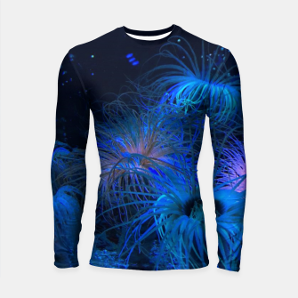 Thumbnail image of Photo d'aquarium Longsleeve rashguard , Live Heroes