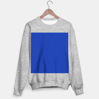 Thumbnail image of color Egyptian blue Sweater regular, Live Heroes