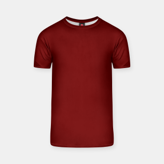 Thumbnail image of color blood red T-shirt, Live Heroes