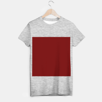 Thumbnail image of color blood red T-shirt regular, Live Heroes