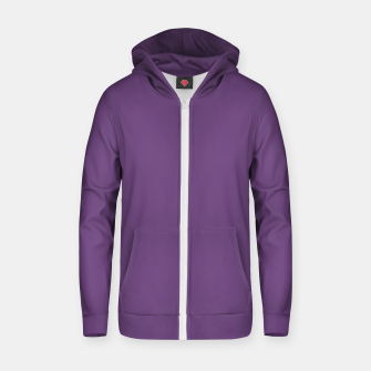Imagen en miniatura de color purple 3515U Zip up hoodie, Live Heroes