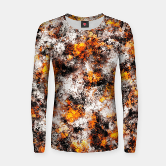 Thumbnail image of Thermal Women sweater, Live Heroes