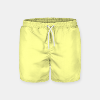 Miniaturka color canary yellow Swim Shorts, Live Heroes
